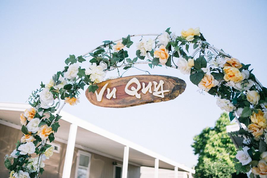 anaheim embassy suites wedding photography leon diana