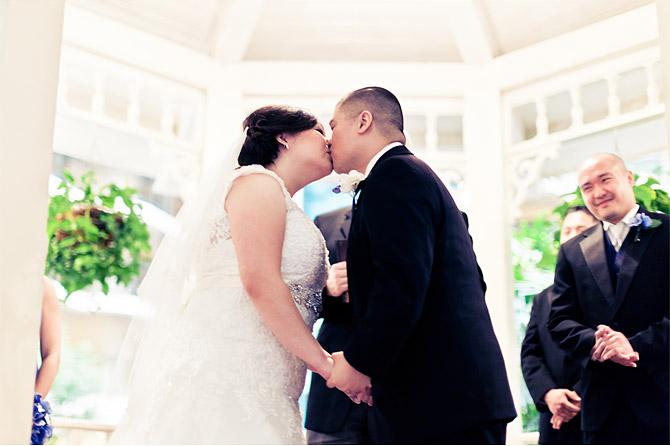 anaheim embassy suites wedding leon diana