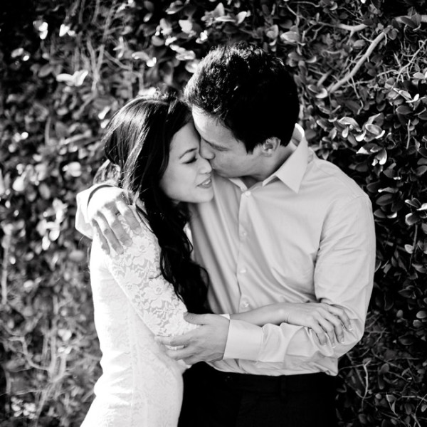 Engagement Photographer Orange County - Tam and Thien