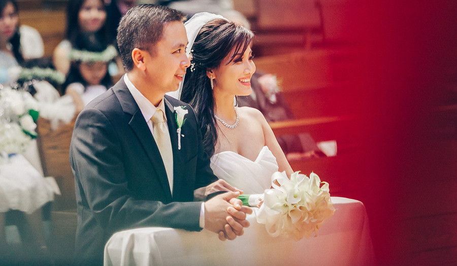 Toan + Mai : New Year Eve Wedding
